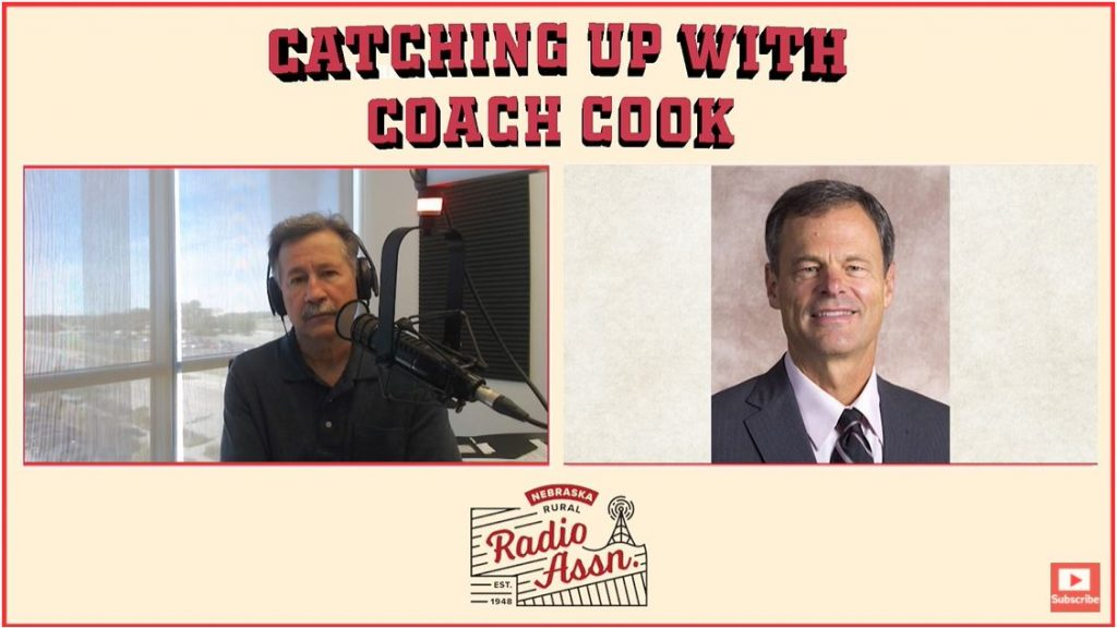 Ep. 4 | Catching up with Nebraska Volleyball Coach John Cook | Oct. 15, 2021
