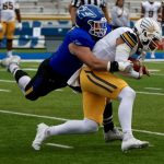 Lopers Pull Away From Griffons