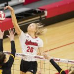 Huskers to Host Badgers Tonight