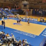Lopers Win in Four over UCO