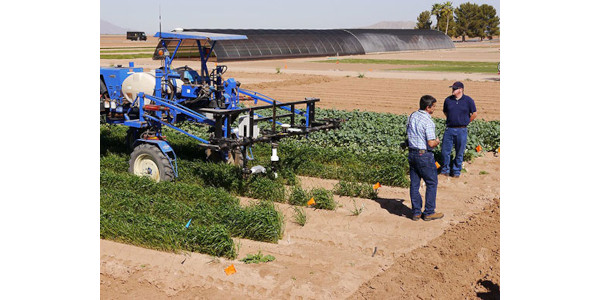 Researchers team up to look at benefits of ag technologies on quality of life