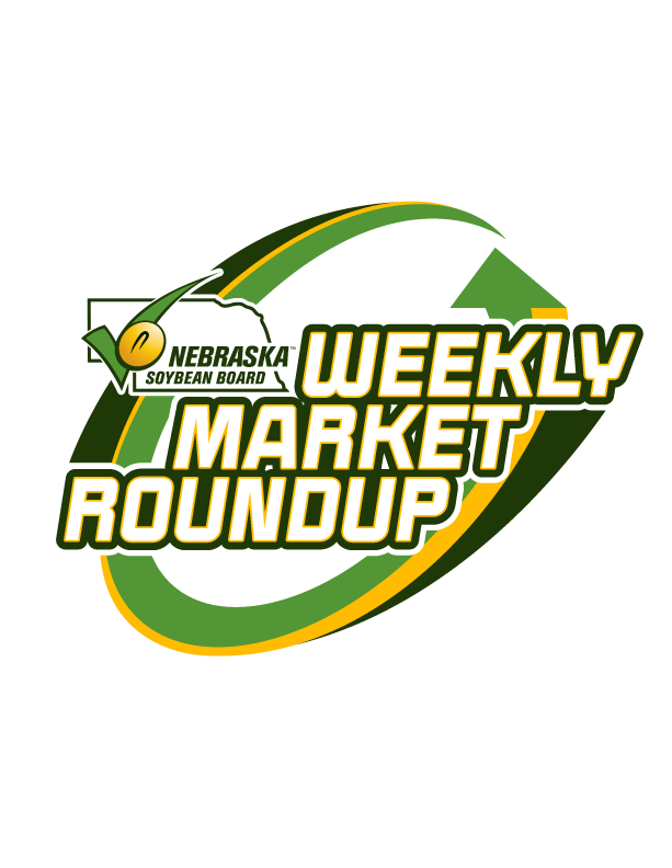 Weekly Market Roundup 10 15 21 Brought to you by the Nebraska Soybean Board