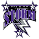 Storm defeated by Black Hawks 3-2