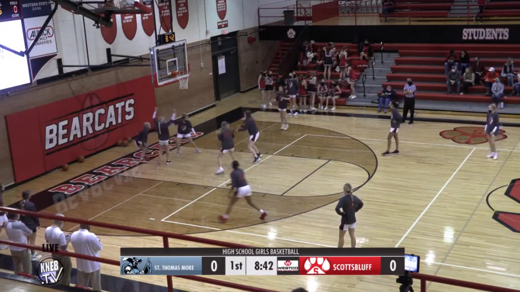 HS Girls/Boys Basketball: St. Thomas More @ Scottsbluff
