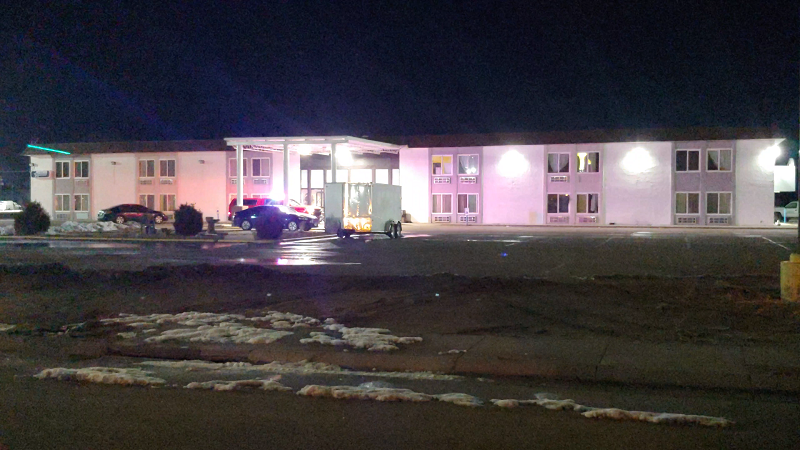 Friday Morning Motel Room Fire Called Arson, Results in Building Closure