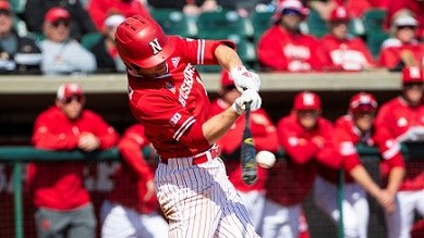 Husker Baseball falls to Purdue in season opener