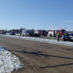 Authorities Respond to Rollover West of Scottsbluff that Injures Two