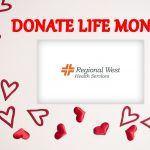 Donate Life. Register as an Organ Donor During National Donate Life Month