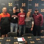 Mitchell's Burke Schneider to play golf at Hastings