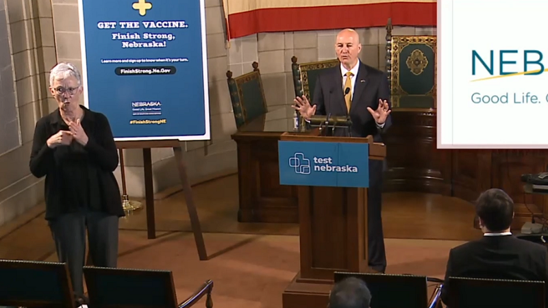 Ricketts: Biden Infrastructure Plan Isn't Truly about Infrastructure