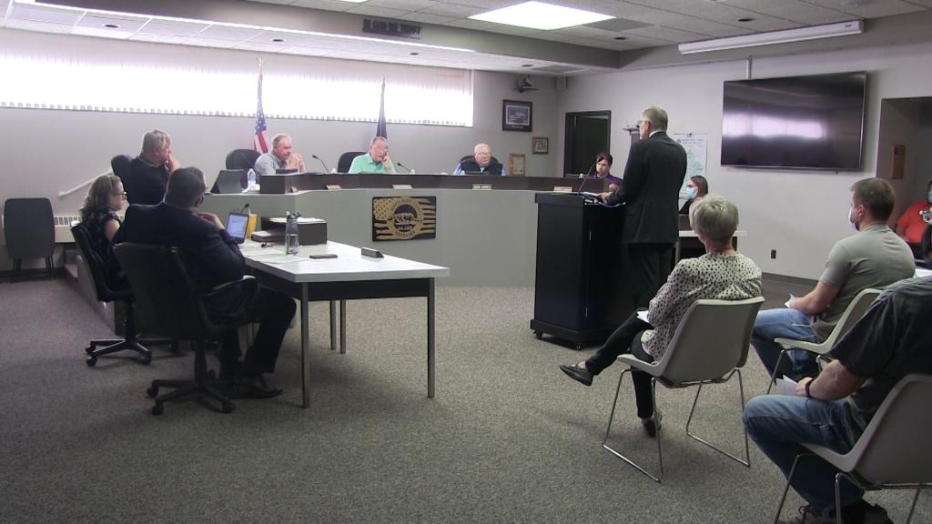 County Board Approves Lindsay R. Lookabill Memorial Site