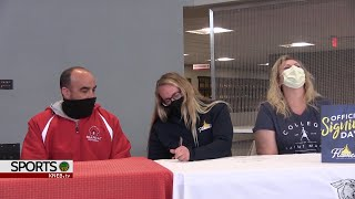 KNEB.tv Sports- Scottsbluff's Kymber Shallenberger Signs With College of St. Mary's