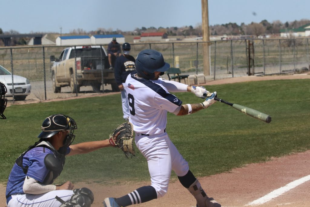 WNCC baseball splits with NJC on Sunday