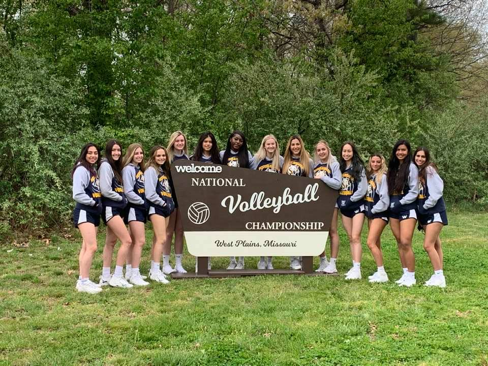WNCC volleyball returns back to nationals; tourney down to 15 teams