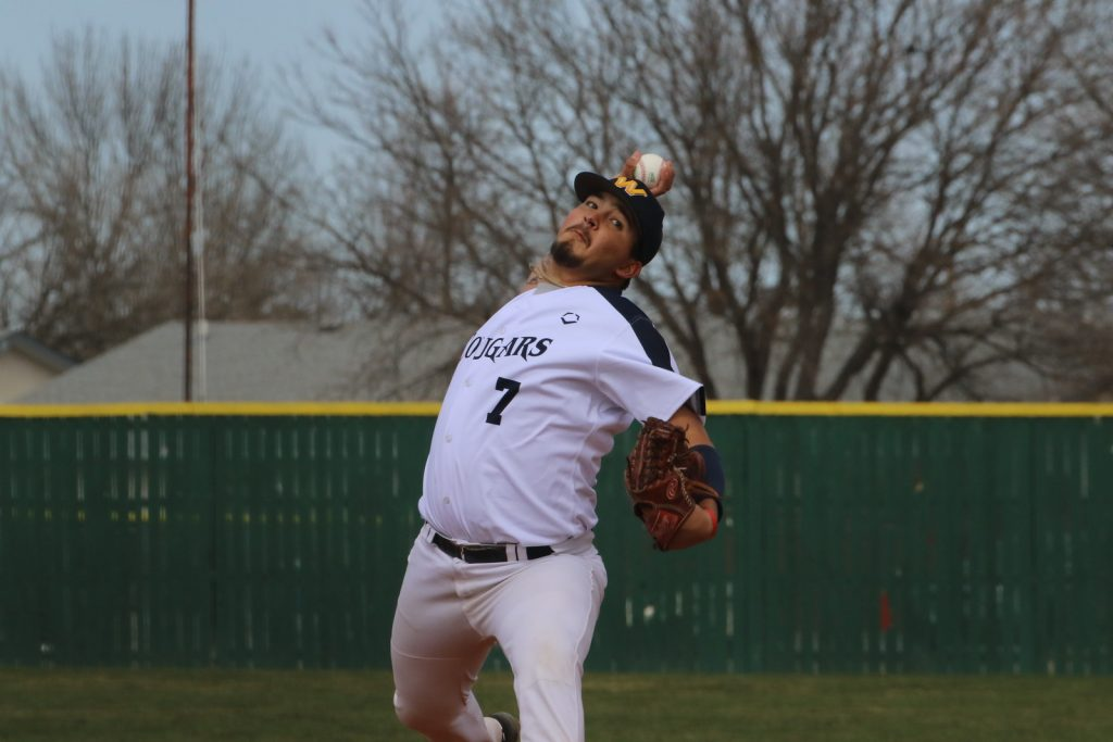 Cougars take two from NJC