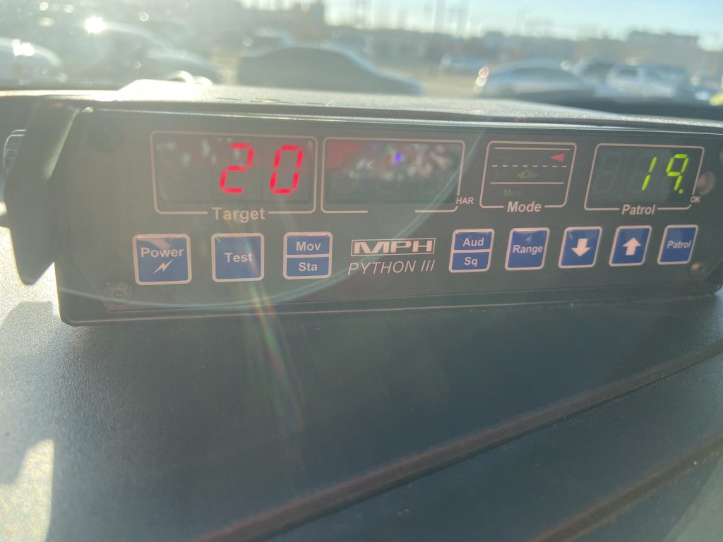 Scottsbluff Police Department receives grant for speed control equipment