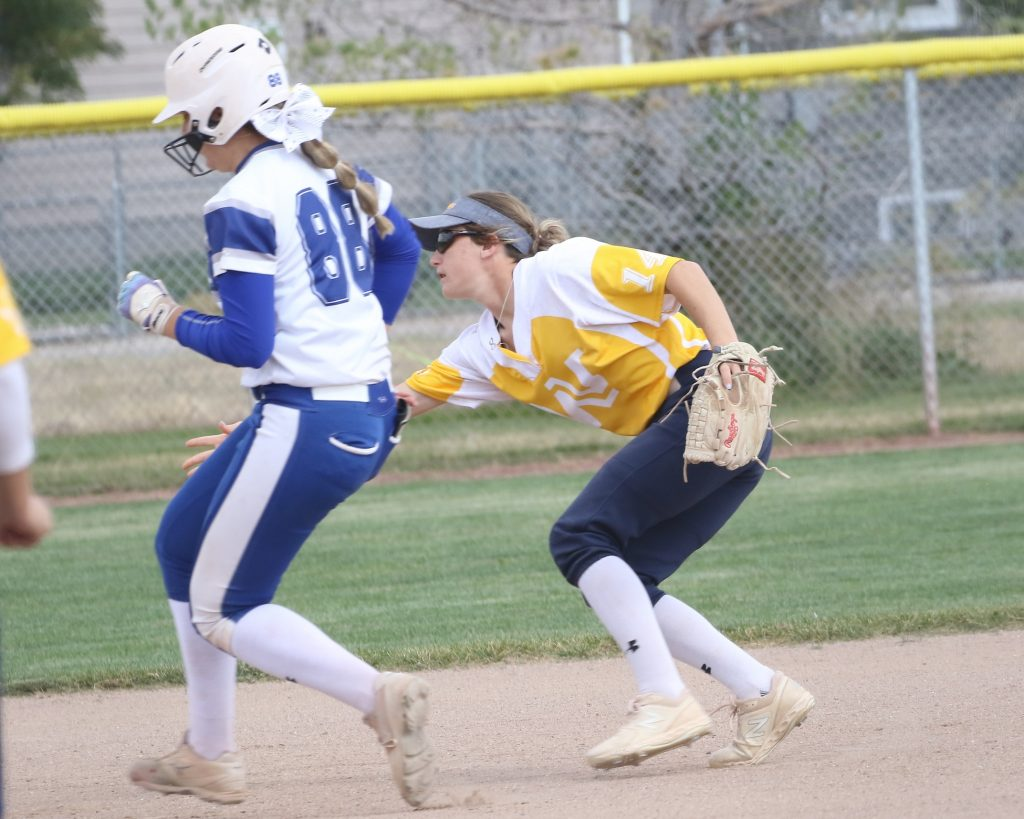 WNCC softball splits with Luna