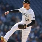 Gray stays perfect at home, Rockies beat Giants