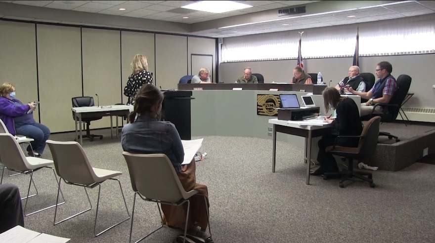 County Work Sessions to Take Lead on Public Safety Radio Upgrade Project
