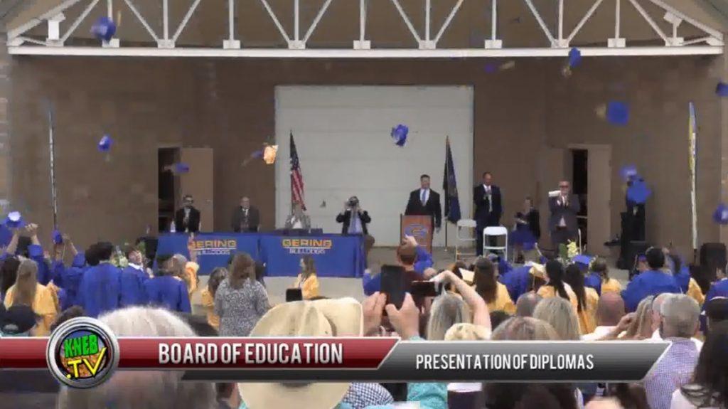 Gering High School Graduation