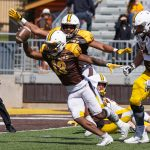 Great game, great crowd for Wyoming's Spring Game