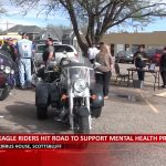 Pony Express Ride To Raise Awareness For Children's Mental Health Kicks off in Scottsbluff