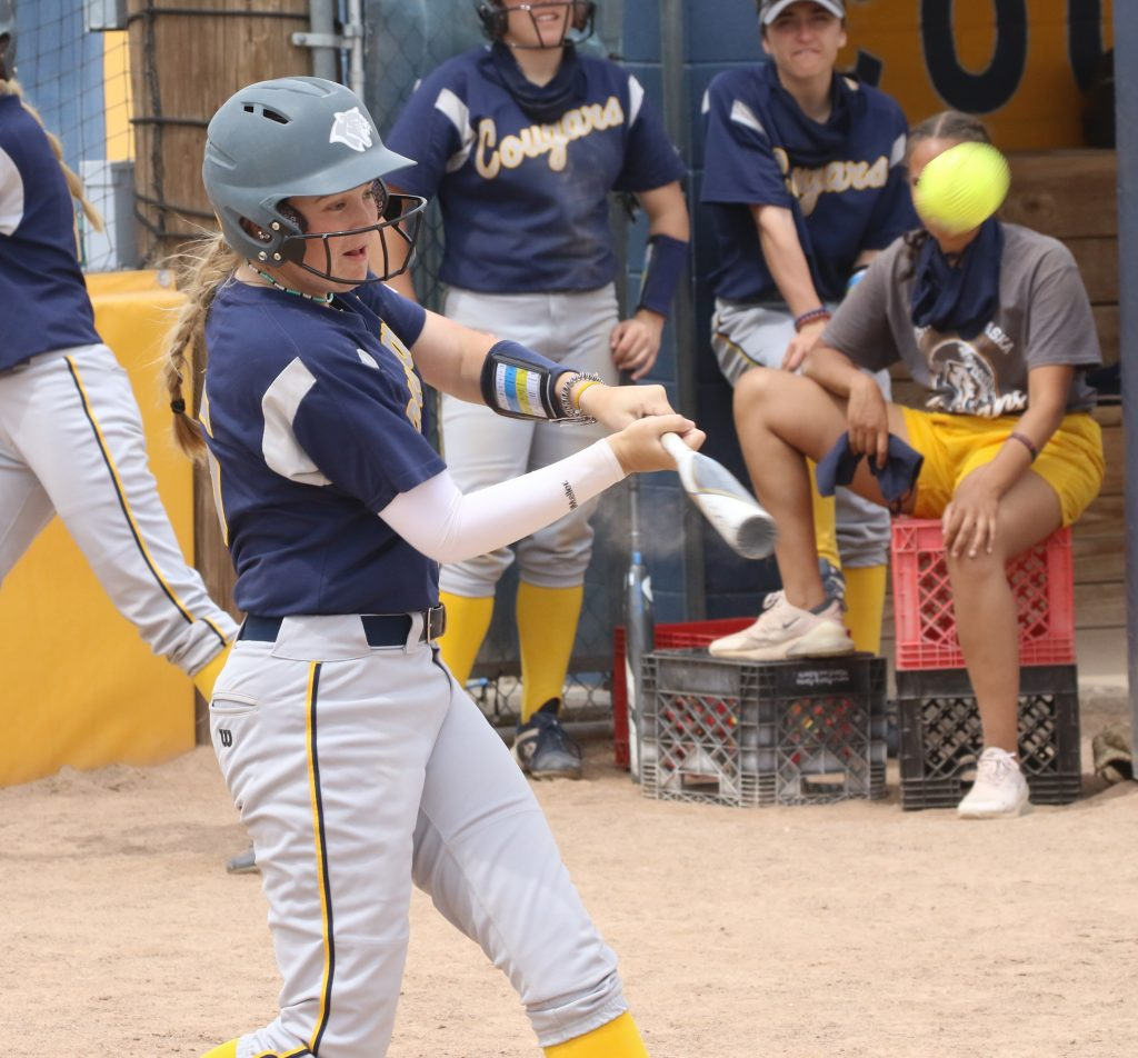 WNCC softball falls twice to Lamar on Sunday