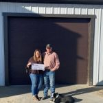 Business remodels with Goshen County Economic Development grant
