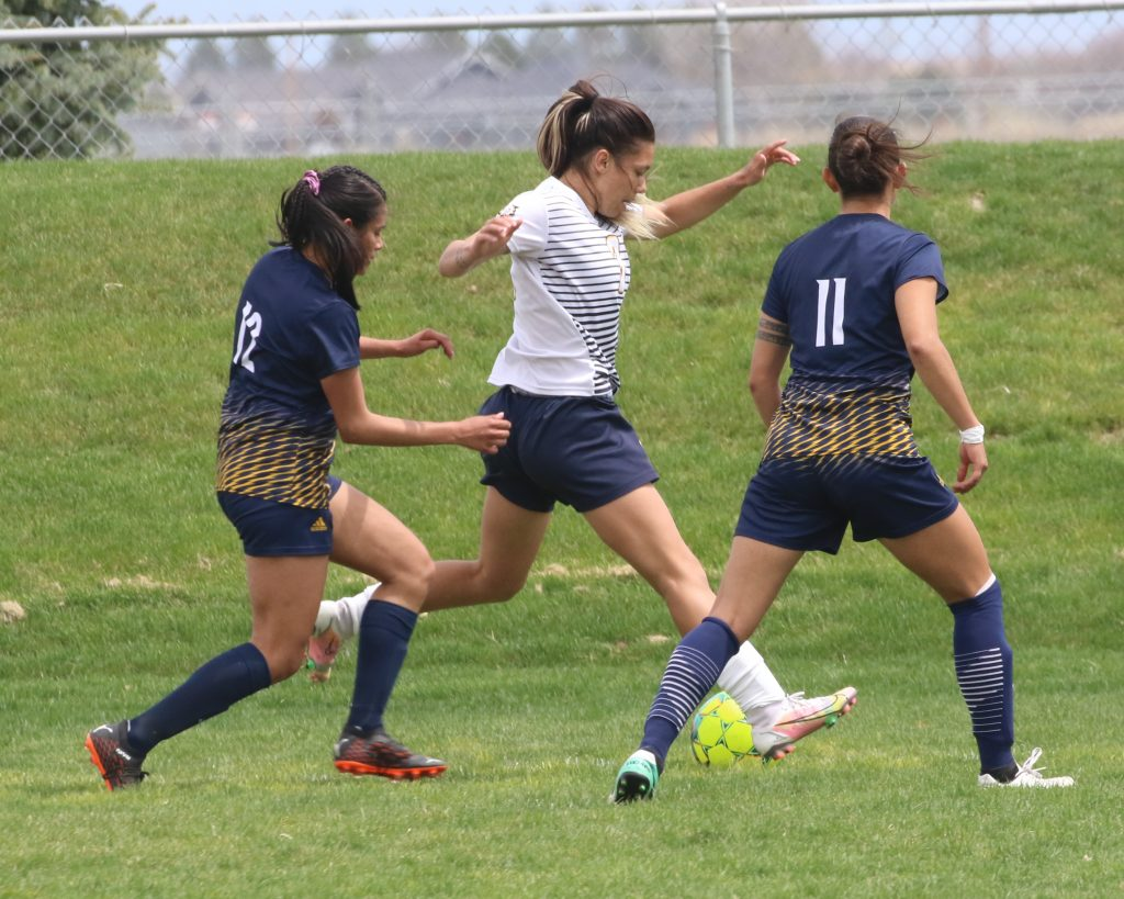 Trinidad sweeps WNCC in soccer