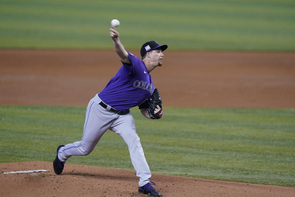 Rockies road woes continue in loss to Marlins