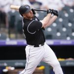 Cron's grand slam sends Rockies over Brewers 7-3