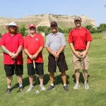 The Legends win Cougar Golf Classic on Saturday