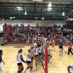 East downs West in All-Star Volleyball