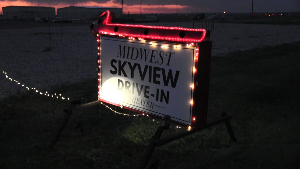Midwest Skyview Drive In Celebrating One Year Anniversary