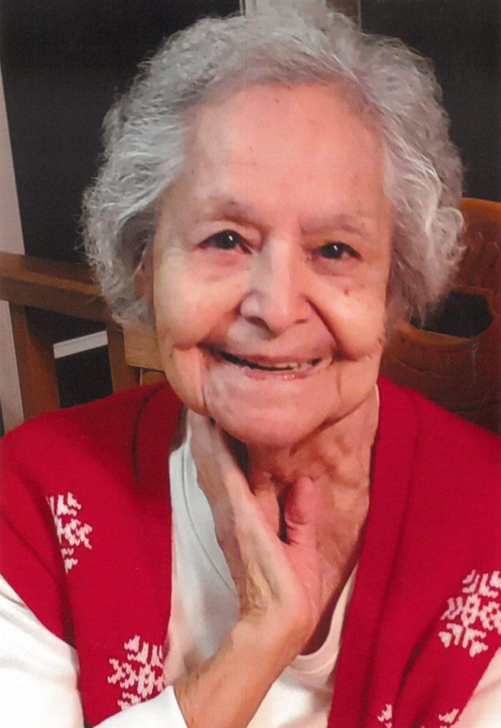 Jennie Vostades, 91, Gering
