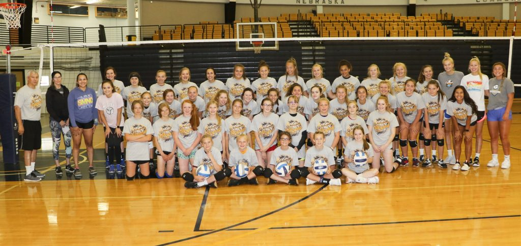 WNCC to host volleyball camps July 21-24