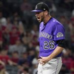 Gomber, offense lead Rockies to win over Angels