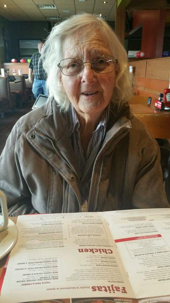 Betty Anne Frisch, 87, Broadwater