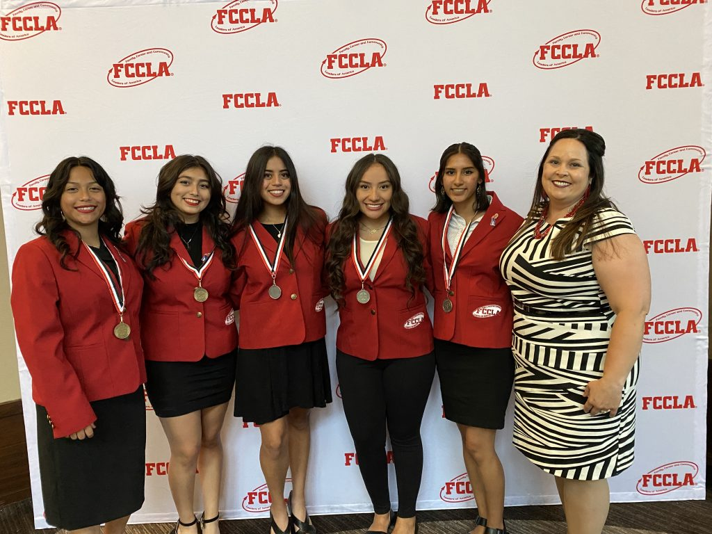 SHS FCCLA Chapter Members Place at National Competition