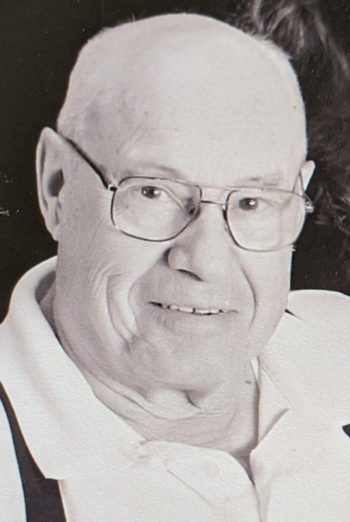 Ronald Ernest Inman, 89, Bridgeport