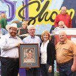 2021 National Junior Angus Show honors Whitman couple