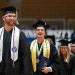 'Historic class': UNK Summer Graduates Celebrate Special Moment