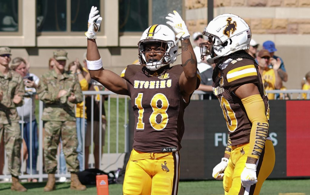 Wyoming Starts Season 3-0 With Convincing Home Win Over Ball State