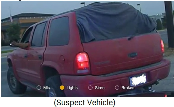 Scottsbluff Police Searching for Pursuit Suspect