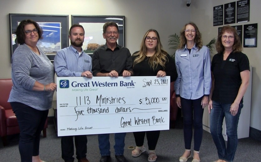 2 Local Programs Benefit from Great Western Bank Grants