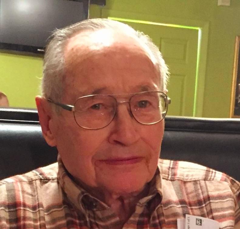 Warren Ray Thomas, 95, Scottsbluff