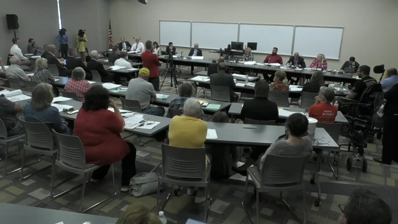 Redistricting Committee Taking Public Comment on Proposed Political Boundaries