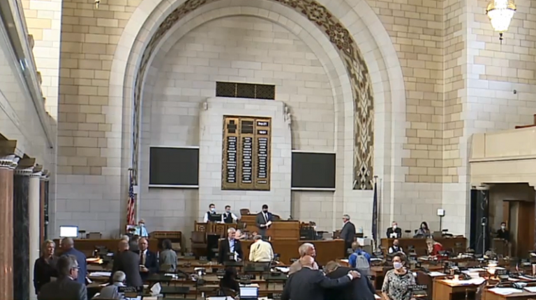Nebraska Speaker Issues Deadline for Initial Passage of All Six Redistricting Bills