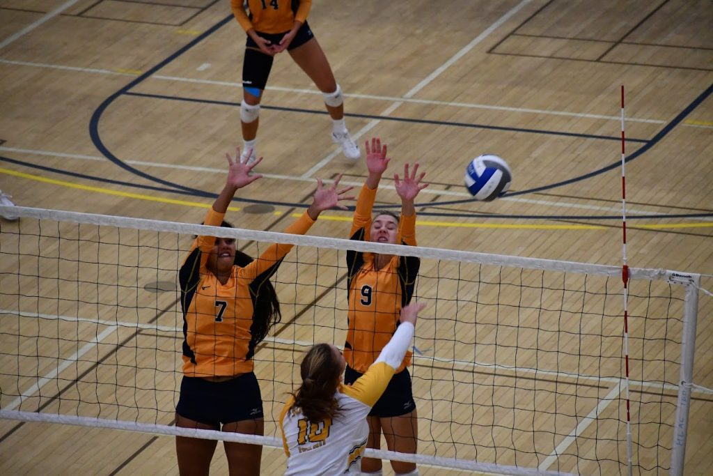 WNCC volleyball tops No. 6 Utah State-Eastern in five sets