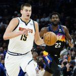 Jokic scores 27 points, Nuggets win opener